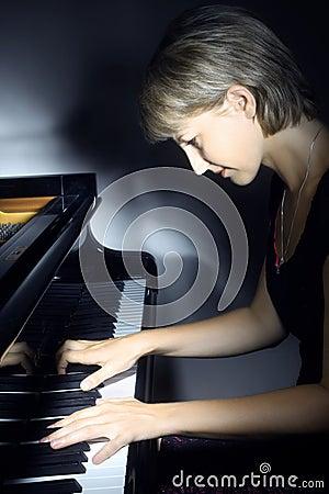 Piano musician pianist.