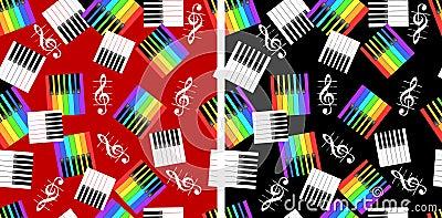 Piano Seamless