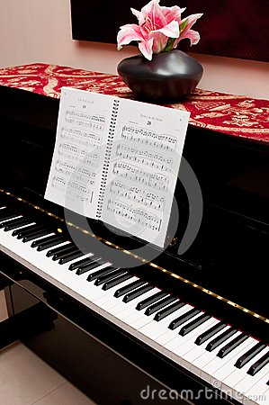 Piano and Song Book