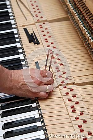Piano tuning 3
