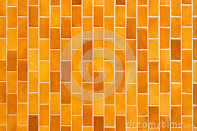 Piastrelle Per Pavimento E Pareti Arancio Fotografia Stock - Immagine ...