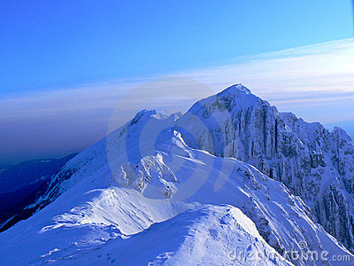 Piatra Craiului ridge