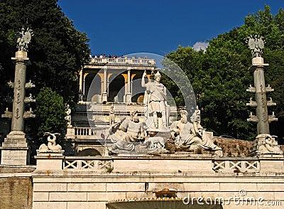 Piazza del Popolo 06