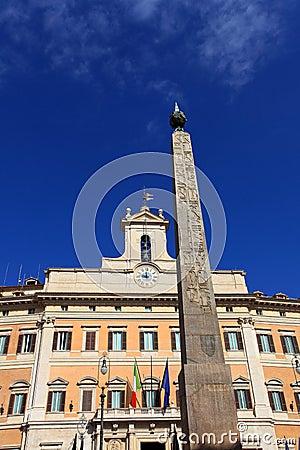 Piazza del Popolo.Rome