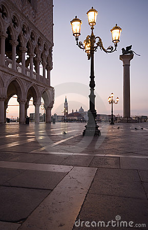Free Piazza San Marco Venice Royalty Free Stock Photography - 2203747