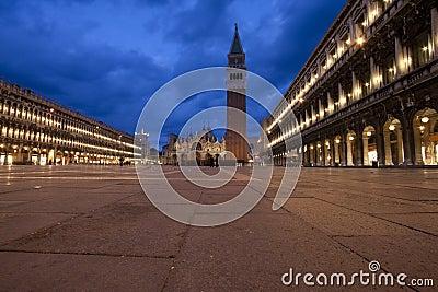Piazza Sao Marco in Venice