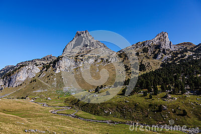 Pic du Midi D Ossau