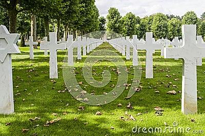 Picardie (France) - American War Cemetery