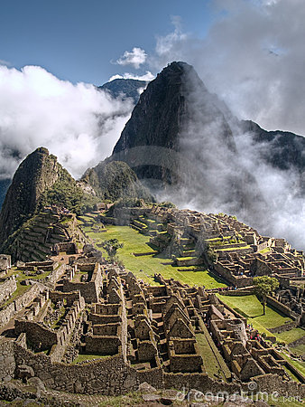 Picchu Перу machu