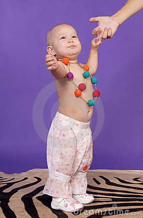Piccola neonata