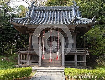 Piccolo shrine