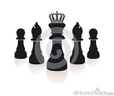 Pièce d échecs