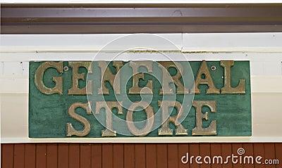 Épicerie générale