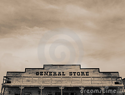 Épicerie générale occidentale de cru