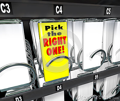 Pick the Right One Vending Snack Machine Best Product