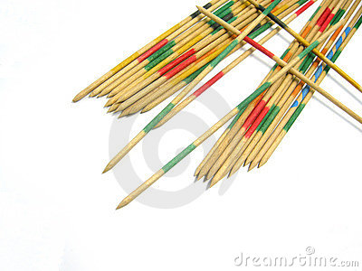Pick-Up Sticks Game