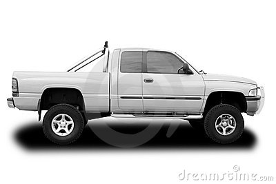Pick up Truck