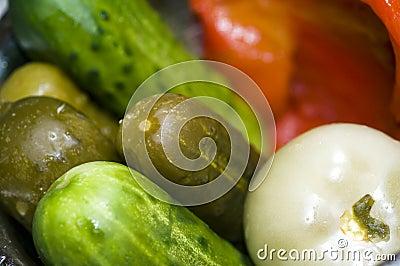Pickle bowl macro new york deli