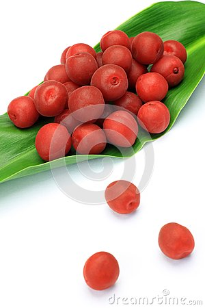 Free Pickled Plum Stock Images - 25404054