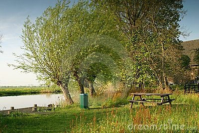 Picknick spot