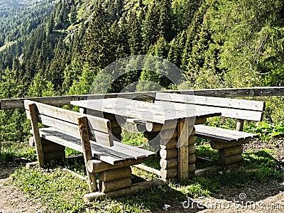 Picknicktisch