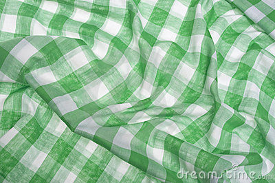 Picnic Blanket Texture Background
