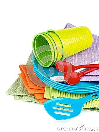 Free Picnic Dishware Stock Photography - 45627742