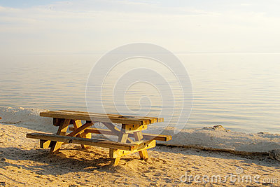 Picnic by the Sea