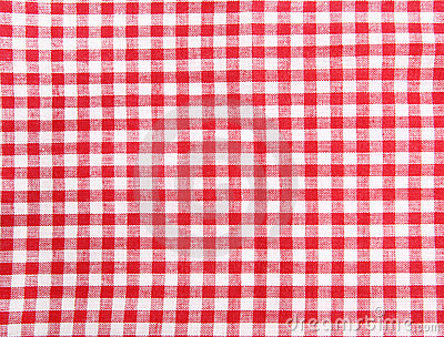 Picnic seamless table cloth