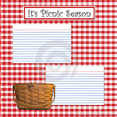 Free Picnic Season Royalty Free Stock Images - 1941419