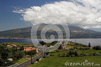 Pico on Azores