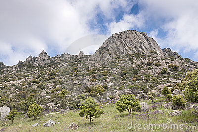 Pico de la Miel (Honey Peak)