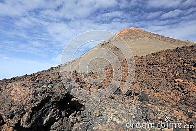 Pico del Teide volcano