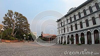 Pico House El Pueblo filme