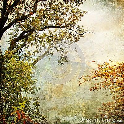 Pictorial autumn