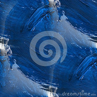 Free Picture Blue Watercolor Seamless Background Royalty Free Stock Image - 27152576