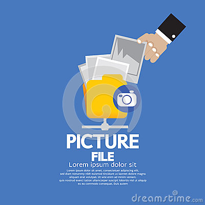 Picture File Storage.
