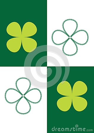 Picture of four-leaf clover