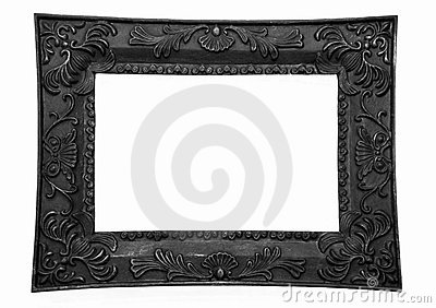 Picture Frame, Black