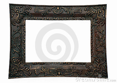 Picture frame, dark