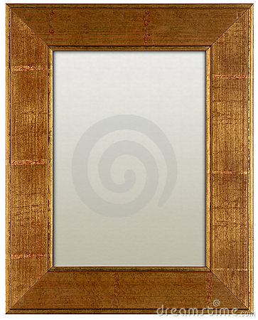 Free Picture Frame With Canvas Royalty Free Stock Photography - 5025787