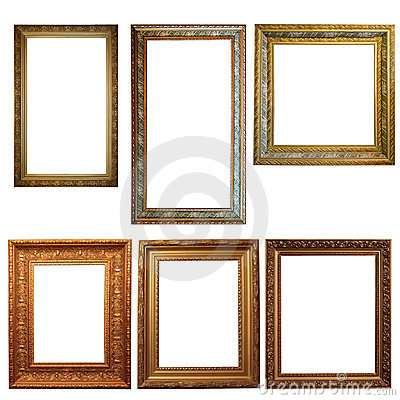 Free Picture Frames Royalty Free Stock Image - 12312336