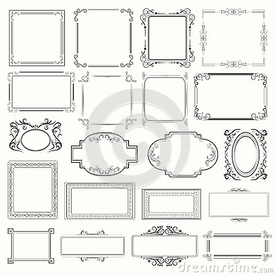 Free Picture Frames Stock Photos - 44291883