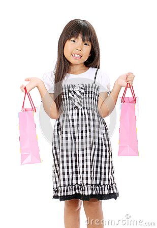 Picture of little asian girl