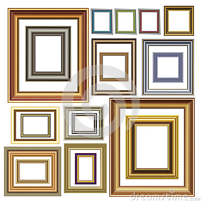 Picture photo frames
