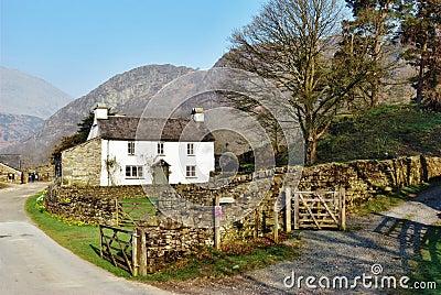Picturesque Yew Tree Farm