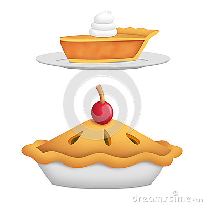 Free Pie Royalty Free Stock Images - 25666809