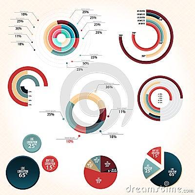 Pie chart style
