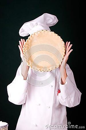 Pie Crust Faced