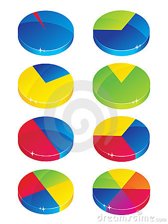 Pie Graphs EPS